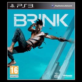 Brink PS3 (SP)