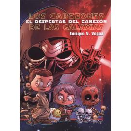 Comic Los Cabezones de las Galaxias El Despertar del Cabezon DolmenBooks