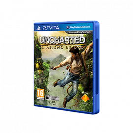 Uncharted Golden Abyss PSV (SP)