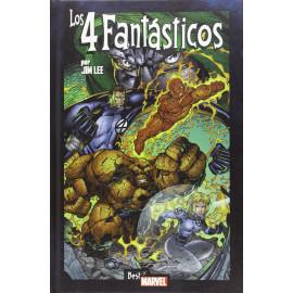 Comic Los 4 Fantasticos Heroes Reborn Panini 01