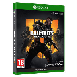 Call of Duty: Black Ops 4 Xbox One (SP)