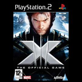 X-Men: El Videojuego Oficial PS2 (SP)