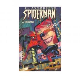 Comic El Asombroso Spiderman STRACZYNSKI Panini 03