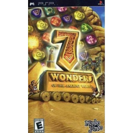 7 Wonders of the Ancient World PSP (SP)